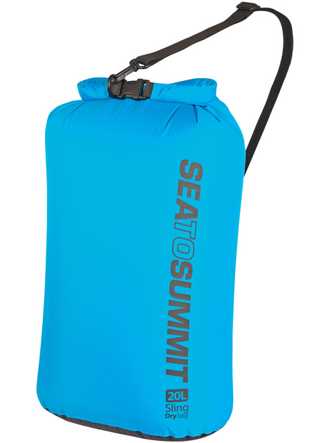 Sea to Summit Lightweight Sling Dry Bag 20l Blue